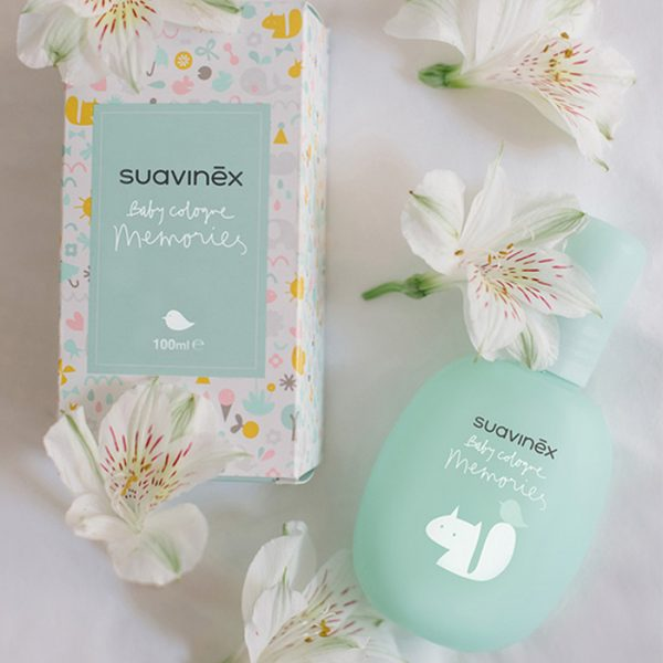 Suavinex Baby Cologne Memories 100ML